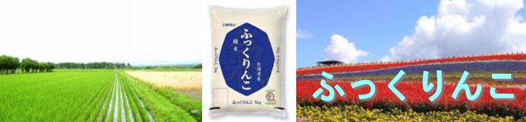 北海道米 函館米 ふっくりんこの通販